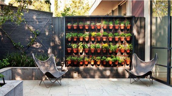 Maak je verticale tuin! dagboek van nofruit