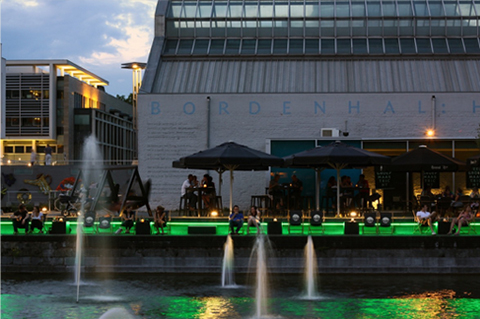 Cafe Zuid Maastricht terras