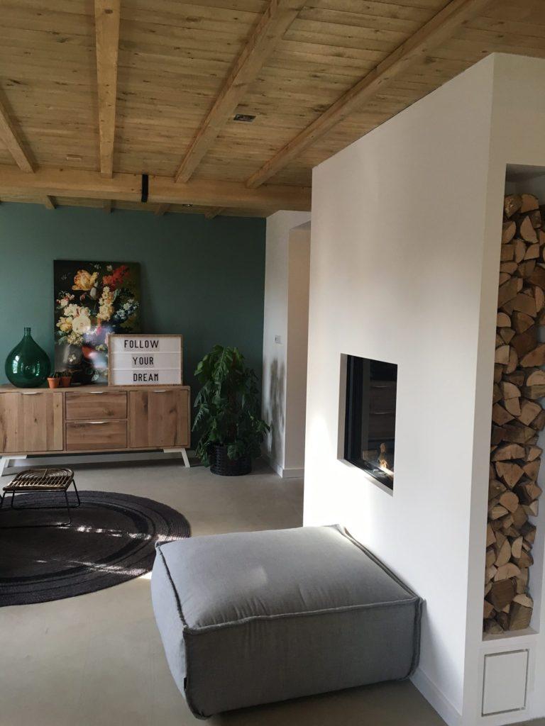 Eigen huis tuin ons eigen huis dagboek van nofruit - Woonkamer met trap ...