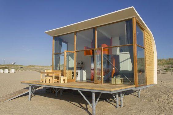 strandhuisje Groede