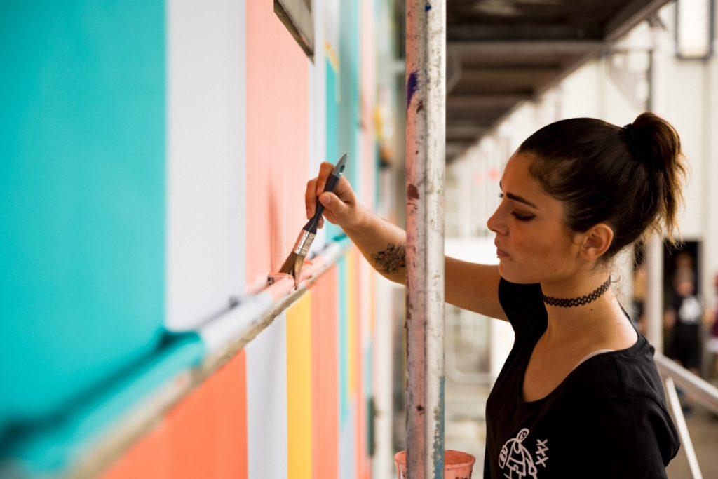 Favela Painting Bijlmer