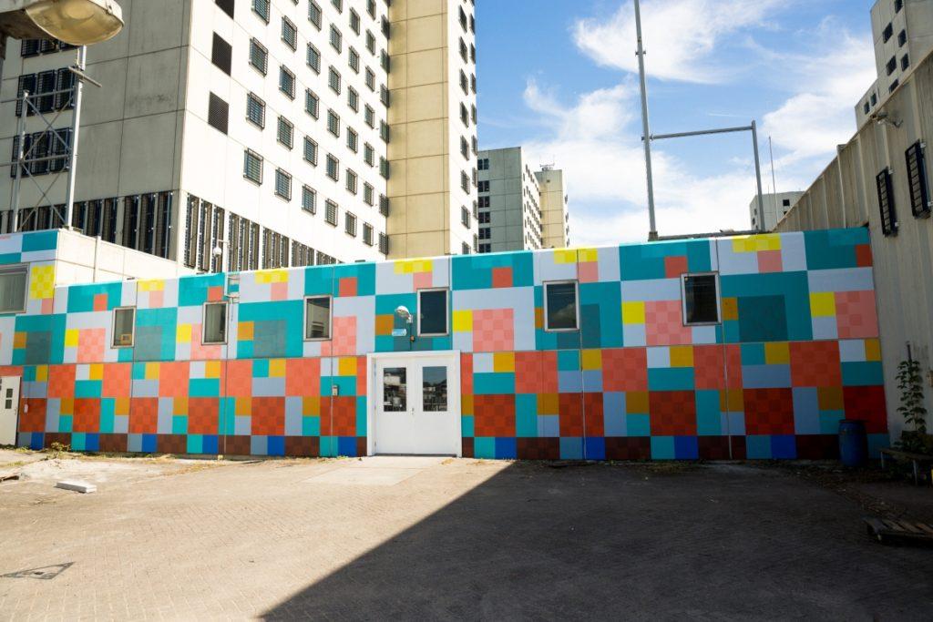 Favela Painting amsterdam
