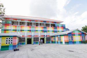 Favela Painting Curacao