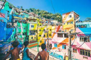 Favela Painting kickstarter