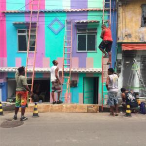 Favela Painting Rio