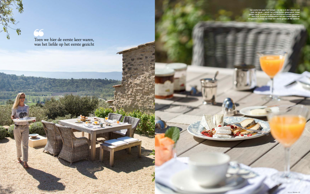luxe b&b provence