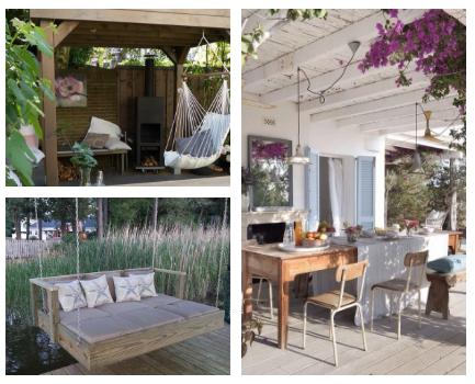 Tips Inrichten Veranda : Tuinhuis met veranda huis inrichten