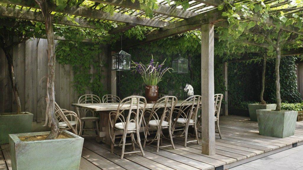 Bekend Ideeën voor het inrichten van je veranda | Nofruit &NO02