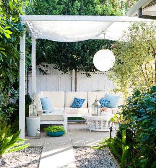 Bekend Ideeën voor het inrichten van je veranda | Nofruit &VE39