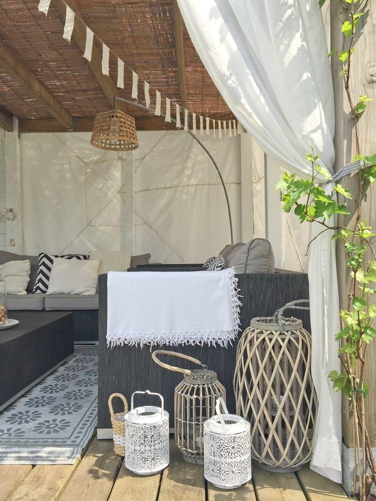 Genoeg Ideeën voor het inrichten van je veranda | Nofruit #EB67