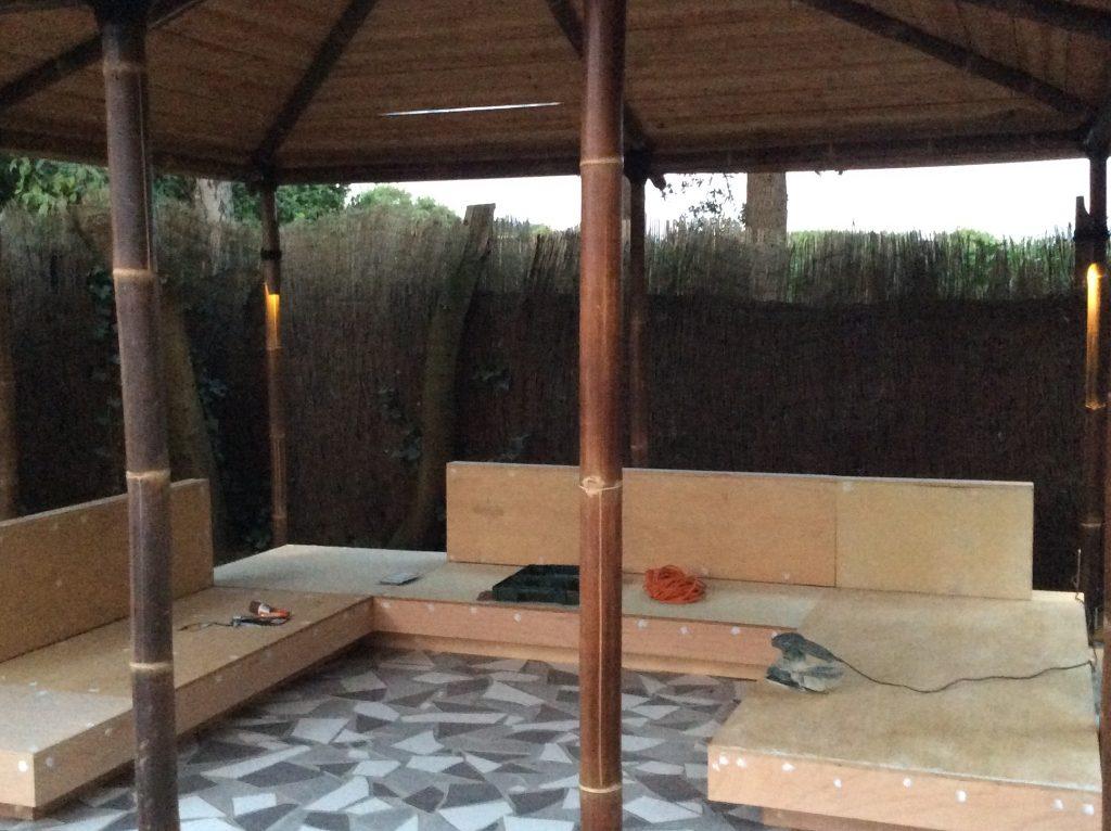 loungebank maken