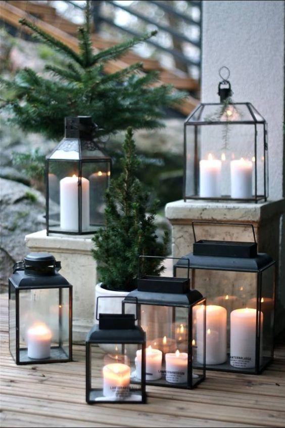 kaarsen wintertuin