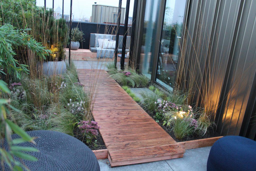 eigen huis en tuin houten vlonder