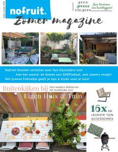 nofruit zomermagazine 2018