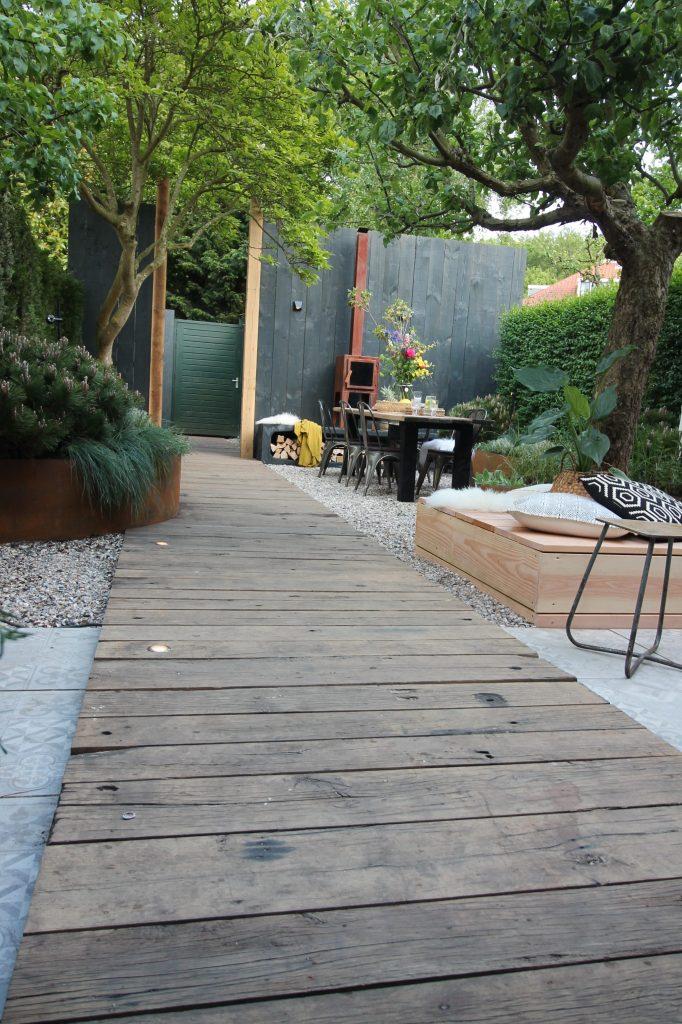 eigen huis en tuin vlonder