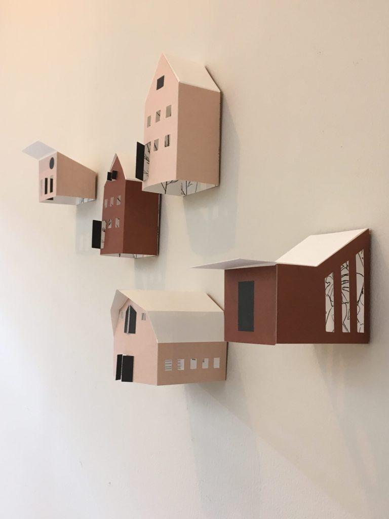 ariadne home papieren huisjes